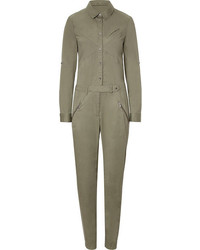 Marc by Marc Jacobs Stretch Cotton Twill Jumpsuit