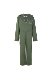 MM6 MAISON MARGIELA V Neck Jumpsuit