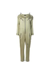 Zipped slouched jumpsuit medium 7604334