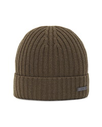 BOSS Cable Knit Beanie