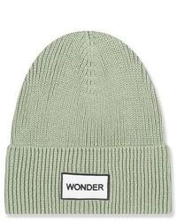 Topshop Wonder Knit Beanie Pink