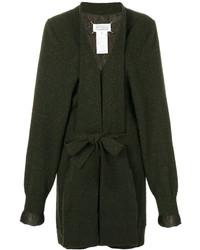 Maison Margiela Gauge 7 Knit Cardi Coat