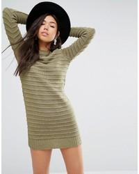 d14783d0e1b5 Women's Knit Sweater Dresses by Boohoo | Women's Fashion | Lookastic.com