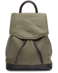 Rag & Bone Backpack With Leather