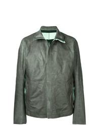 Isaac Sellam Experience Dissidente Grey Jacket