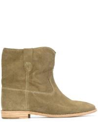 Etoile Isabel Marant Isabel Marant Toile Crisi Boots