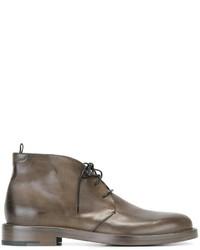 Giorgio Armani Low Desert Boots