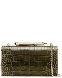Kotur crocodile effect clutch medium 795982