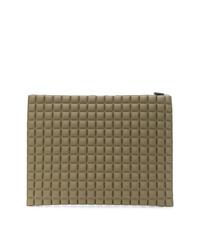 NO KA 'OI No Ka Oi Large Textured Clutch Bag
