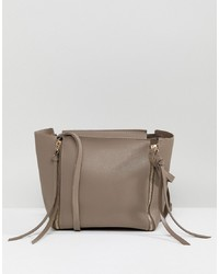 Amy Lynn Tote Bag With Pouch