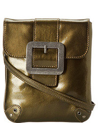 Boconi Bags And Leather Addison Patent Collection Crossbody Mini
