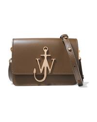 JW Anderson Logo Mini Leather Shoulder Bag