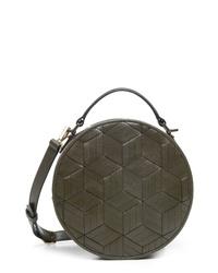 Welden Meridian Leather Crossbody Bag