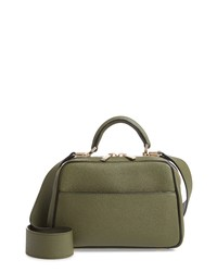 Valextra Mini Serie S Leather Bag