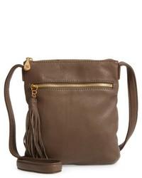Sarah leather crossbody bag black medium 5264649