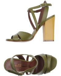 Fiorifrancesi High Heeled Sandals