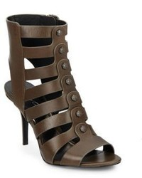 Kenneth cole thatford leather gladiator sandals medium 1041450