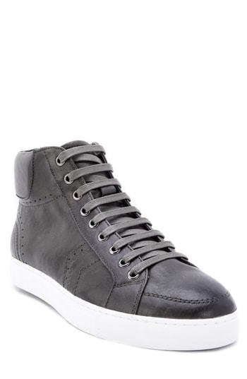 Zanzara Uglow Perforated High Top Sneaker