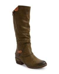 Rieker Antistress Bernadette 55 Slightly Slouchy All Weather Boot