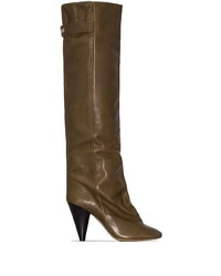 Isabel Marant Lacine 90mm Knee High Boots