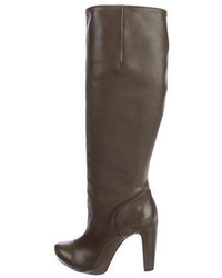 Roland Mouret Michelle Leather Boots