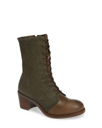 Fly London Zeko Lace Up Boot