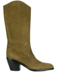 Chloé Western Boots