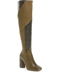 Free People Bright Lights Over The Knee Boot