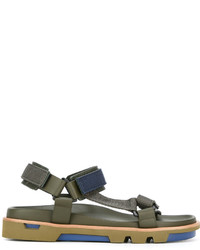 Emporio Armani Military Sandals
