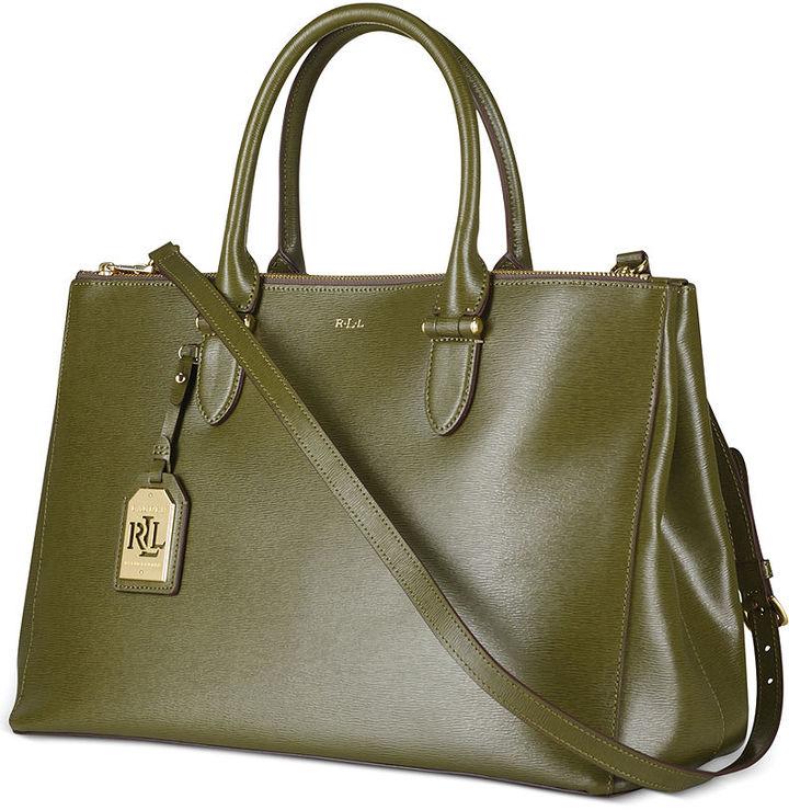 ... Bags Lauren Ralph Lauren Newbury Double Zip Satchel ... 17d628f602c39
