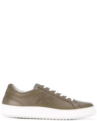 Hogan Perforated Trainers