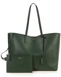Saint Laurent Large Classic Leather Tote