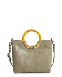 Leith Small Round Handle Tote
