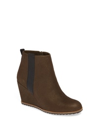 Linea Paolo Winslet Wedge Bootie