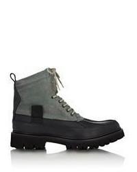 rag & bone Spencer Duck Boots Green