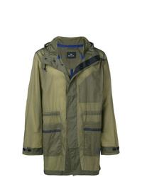 PS Paul Smith Dyed Parka Coat