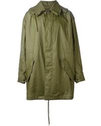 Hooded parka medium 449426