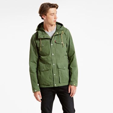 Levi's Sutro Parka Jacket | Where to buy & how to wear