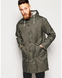 Universal Works Lightweight Parka With Removable Felt Lining