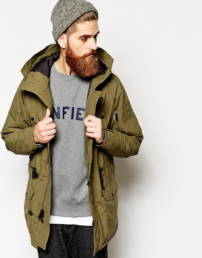 Penfield Paxton Insulated Parka | Where to buy & how to wear