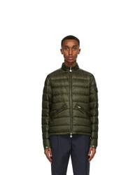 Moncler Green Down Agay Jacket