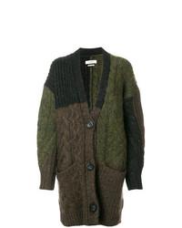 Isabel Marant Etoile Isabel Marant Toile Chunky Knit Cardigan