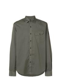 5bf8a04f8e Men s Long Sleeve Shirts by Belstaff