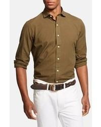 Polo Ralph Lauren Classic Fit Poplin Sport Shirt