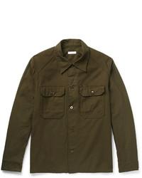 Engineered Garments Cotton Twill Field Overshirt