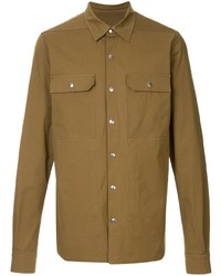 Rick Owens Front Button Shirt