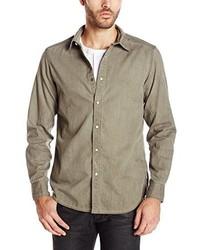 G Star Raw Landoh Clean Long Sleeve Shirt