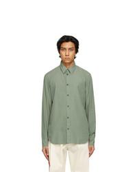 Maison Margiela Green Memory Of Shirt