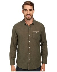 Tommy Bahama Island Modern Fit Seeing Double Ls Shirt