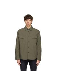 Rag and Bone Khaki M42 Jack Shirt